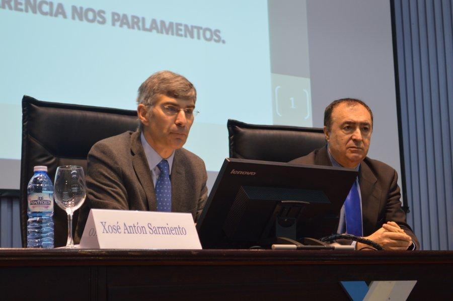 Parlamento e transparencia